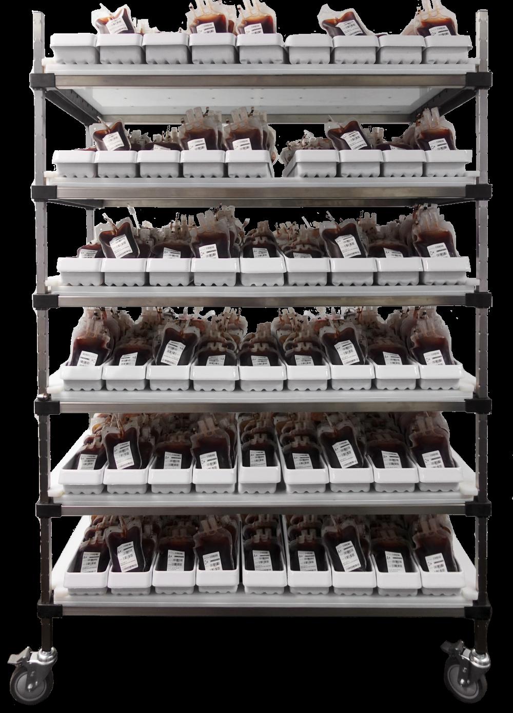 PJM RFID Open Shelves