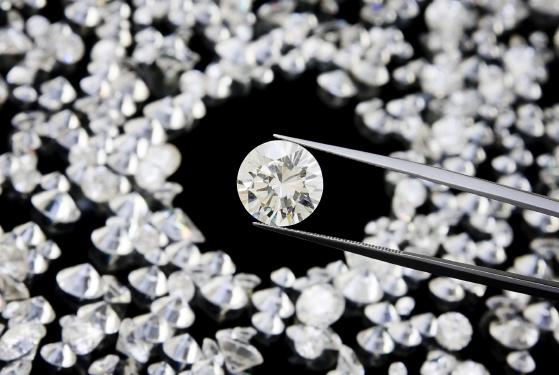 Diamante e gioielli