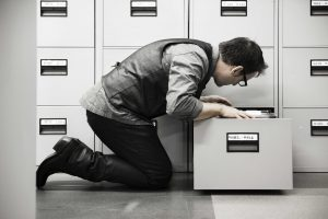 Solução PJM RFID para gestão de documentos