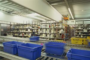ISO Mode 2 PJM RFID Solution de gestion de kit de prêt de matériel médical pour les fournisseurs