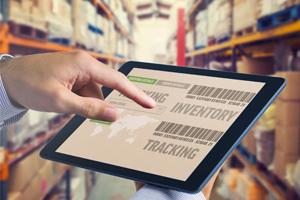 ISO Mode 2 PJM RFID Solution de suivi des stocks d'entrepôt pour les fournisseurs